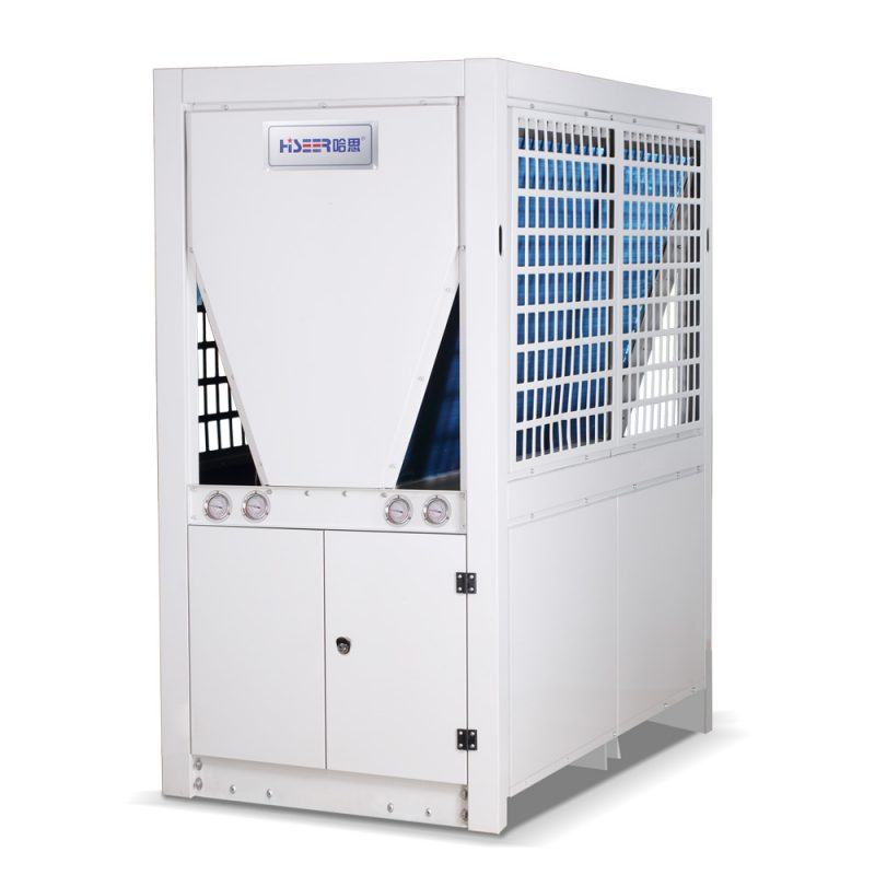 (06)低温空气源热泵热水模块机组