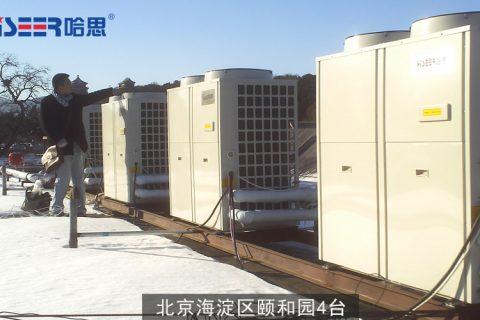 北京海淀区颐和园工程案例