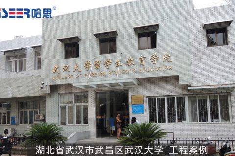 湖北省武汉市武昌区武汉大学 工程案例