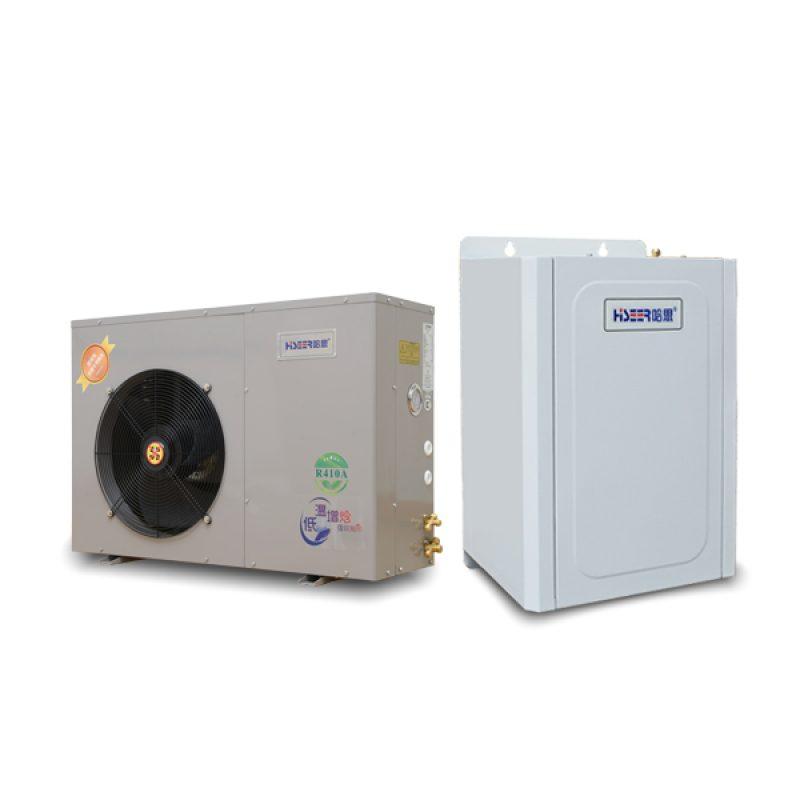 (09)变频低温热泵采暖机组