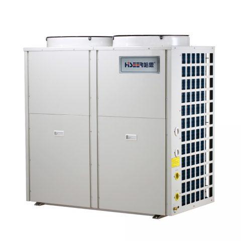 (04)循环式热泵热水机组