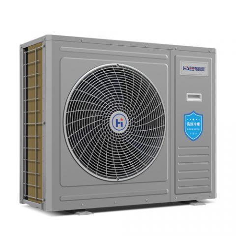 EVI全直流冷暖变频整装热泵机组