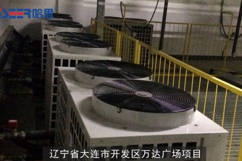 工程案例:辽宁省大连开发区万达广场项目