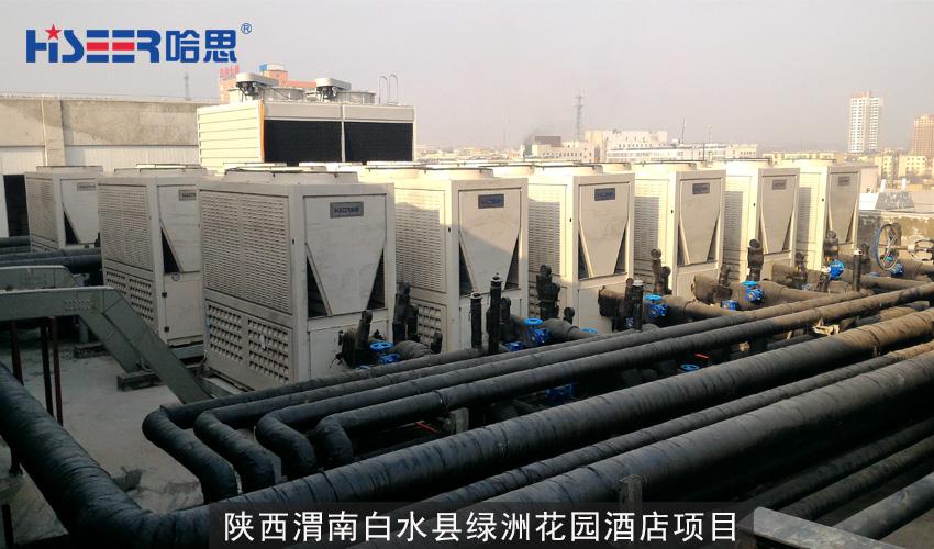 酒店/饭店该怎么选择合适的空气能热水设备?