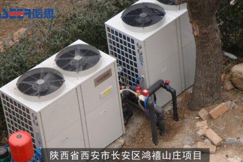 空气源热泵或已成农村地区的取暖神器!