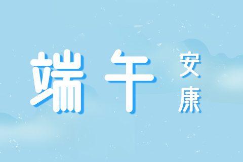 """""""粽""""是想给您送祝福:哈思祝您端午安康"""