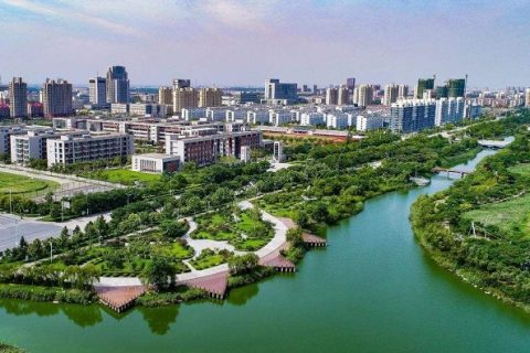 连云港PM2.5空气质量指数达到历史最优水平