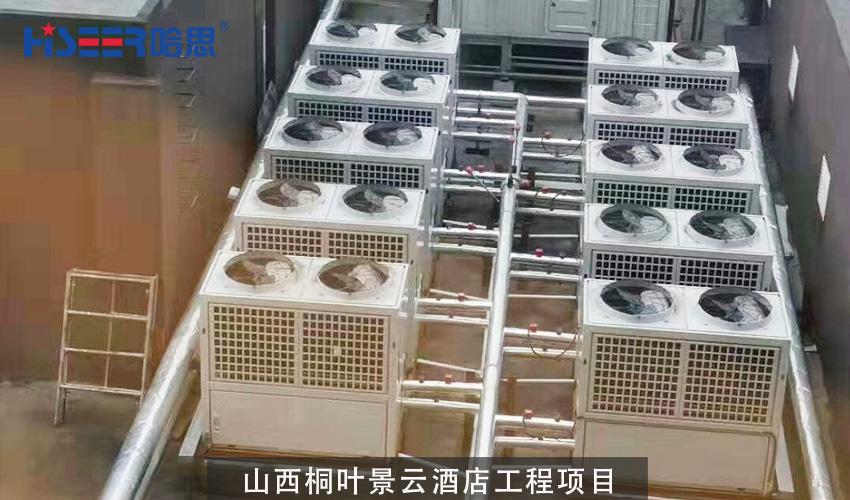 山西临汾桐叶景云酒店工程案例