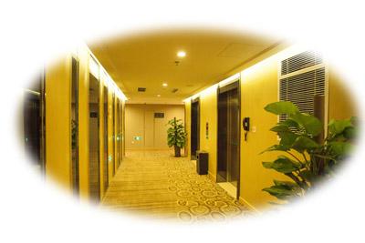 宾馆酒店中央空调热水解决方案