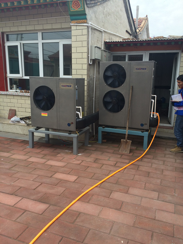 空气能热泵在北京煤改电中被大量应用