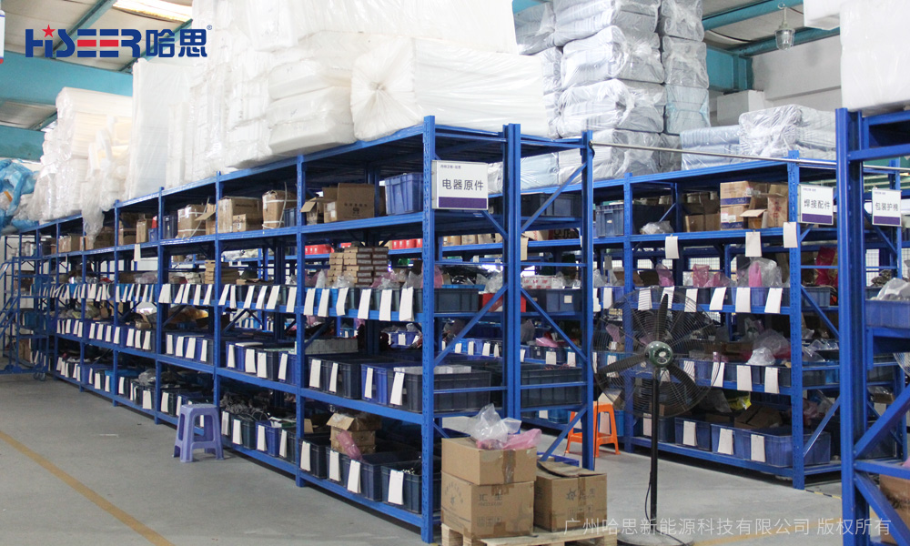 生产物料仓库