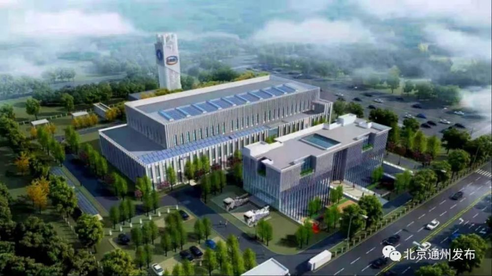 国内首座近零能耗建筑来啦!预计十月份投入使用